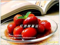 ♥i fun心料理♥紅酒釀蕃茄