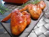 香料烤雞翅