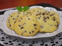 酥酥巧克力豆餅~