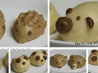 麵包機料理:我家有個小小動物園