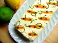 百香果慕斯乳酪蛋糕(烘焙展食譜募集)