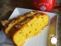 南瓜優格磅蛋糕