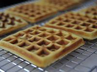 Q軟版美式格子鬆餅 | America Waffle