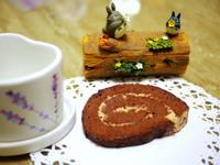 榛果巧克力瑞士捲【烘焙展食譜募集】
