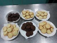 巧克力奶油酥餅+畫糖霜【烘焙展食譜募集】