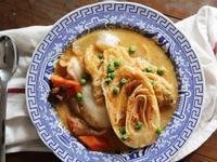 【伊莉莎白辣醬食譜】和風燉辣醬奶油白菜