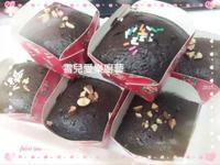 巧克力布朗尼杯子蛋糕【烘焙展食譜募集】