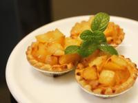 簡單甜點♫香草蘋果塔 ∞ 香草糖 製作