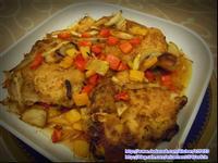 印度風味烤雞