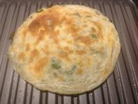 蔥抓餅(日立蒸氣微波爐)