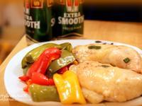 【烤箱上菜】❤油蔥烤雞腿