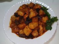 茄汁鳳梨旗魚