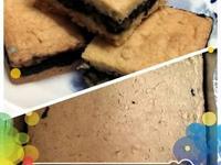 巧克力燕麥方塊