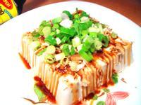 鮮味涼拌豆腐「美極鮮味露」