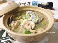 味噌蘿蔔泥鮸魚土鍋煮-淬釀節氣食譜
