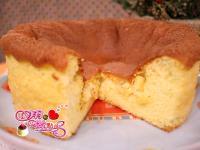 半熟蜂蜜蛋糕