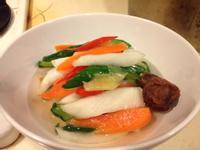 港式泡菜(廣東酸甜果)