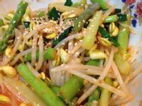 「韓式」涼拌黃豆芽