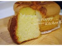 黃金戚風蛋糕 (7吋圓模)