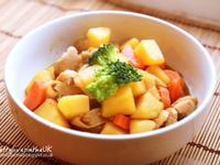 【英國主婦廚房】❤︎日式馬鈴薯燉肉(雞肉版)