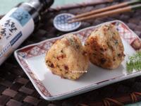韭菜味噌豬肉飯糰~淬釀日式下午茶點