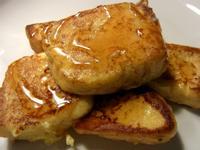 蜂蜜奶油法國吐司