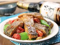 蕃茄啤酒燒鮸魚*淬釀節氣食譜