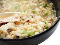 【鹿窯菇事】吃軟飯達人版-極道冬菇粥