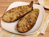 味噌醬烤茄子/櫛瓜
