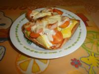 焗烤土司披薩
