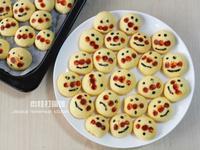麵包超人蛋黃小圓餅