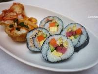 鮪魚火腿壽司