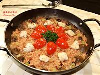 【彩色米】田園雞肉燉飯