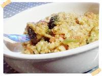 義式起司南瓜海鮮燉飯