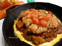 鹽麴豬排咖哩飯