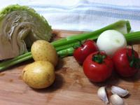 田園蔬菜牛肉湯 (羅宋湯)