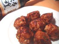 蔥蒜肉丸子『淬釀中式下午茶點』