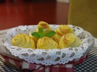 烤饅頭(1)~花捲饅頭