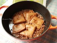 滷豆干+肉燥