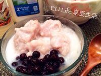 冷凍芋之芋頭牛奶粉圓冰