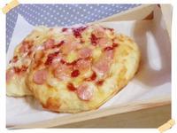 披薩麵包(免揉配方)