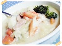 ''深夜食堂''的奶油燉菜(和風洋食)