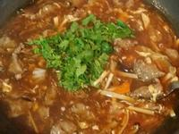 Eva♥料理◈香菇赤肉羹