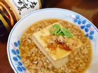 肉醬滷豆腐~『淬釀中式下午茶點』