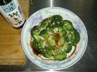 蒜茸綠花椰菜~淬釀日式下午茶點