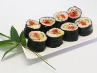 素香鬆壽司捲