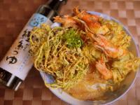 海味櫛瓜天婦羅丼飯-淬釀節氣食譜