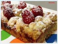 成功絕對-脆皮奶酥蔓越莓蛋糕