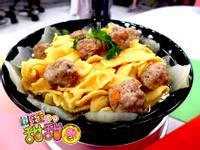 【節慶料理】彩球長壽麵