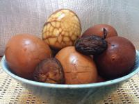 香菇茶葉蛋